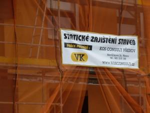 kos consult statické zajištění budov