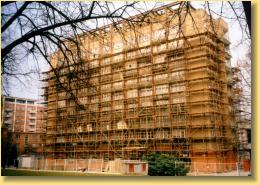 Panelový dům ve Zlíně