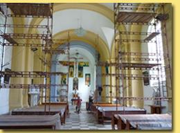 Statické zajištění - kostel Věřovice