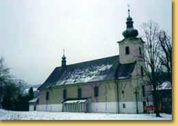 Kostel Nový Hrozenkov