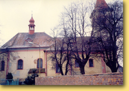 Kostel Horní Moštěnice