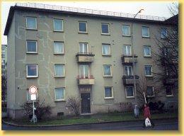 Rozsáhlý čtyřpatrový obytný dům Pardubice