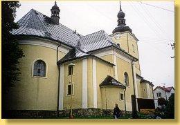 Statické zajištění kostela