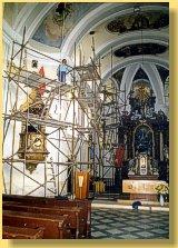 Statické zajištění kostela P. Marie