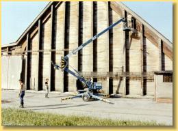 Průmyslové velkosklady hnojiv ve Studénce